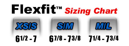 Flex Fit Hat Sizes Chart Hd Image Ukjugs Org
