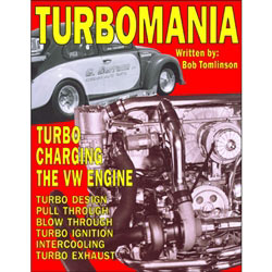0102 OUT OF STOCK Turbomania Book