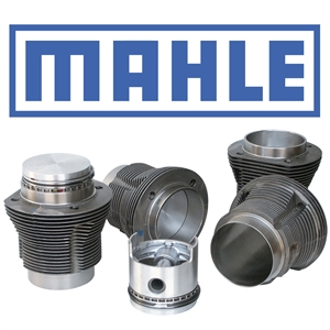 1002 Mahle Cast Piston & Barrel Kit - 1600cc