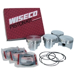 1037 Wiseco Forged Piston Set - 94mm with 1 x 1.2 x 2.8 Ring Pack (set of 4)