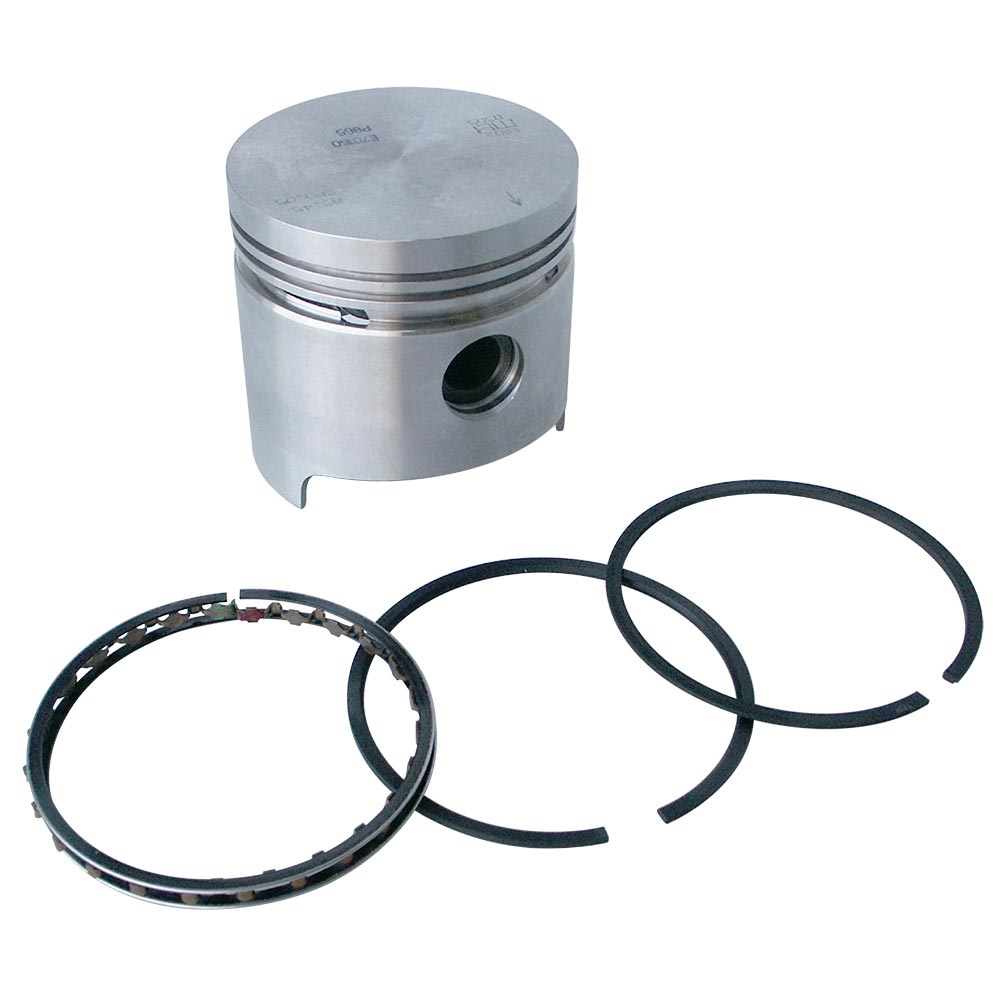 1069 Piston Rings - 90.5mm Forged CIMA/MAHLE