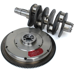 1128 Wedge-Mated Crank - 82mm Stroke - VW Journals