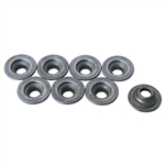 1504 Steel Valve Spring Retainers (set of 8)