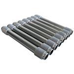 1569 Push Rod Tubes (Unplated) - fits 13-1600cc engines