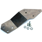 1718 Remote Oil Filter Adapter Mount - Under Fender