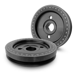 "1905 6 3/4"" Equalizer Crankshaft Pulley (black)"