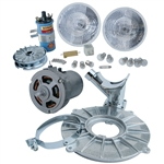 2146 Change Over Kits - Turbo 12 Volt