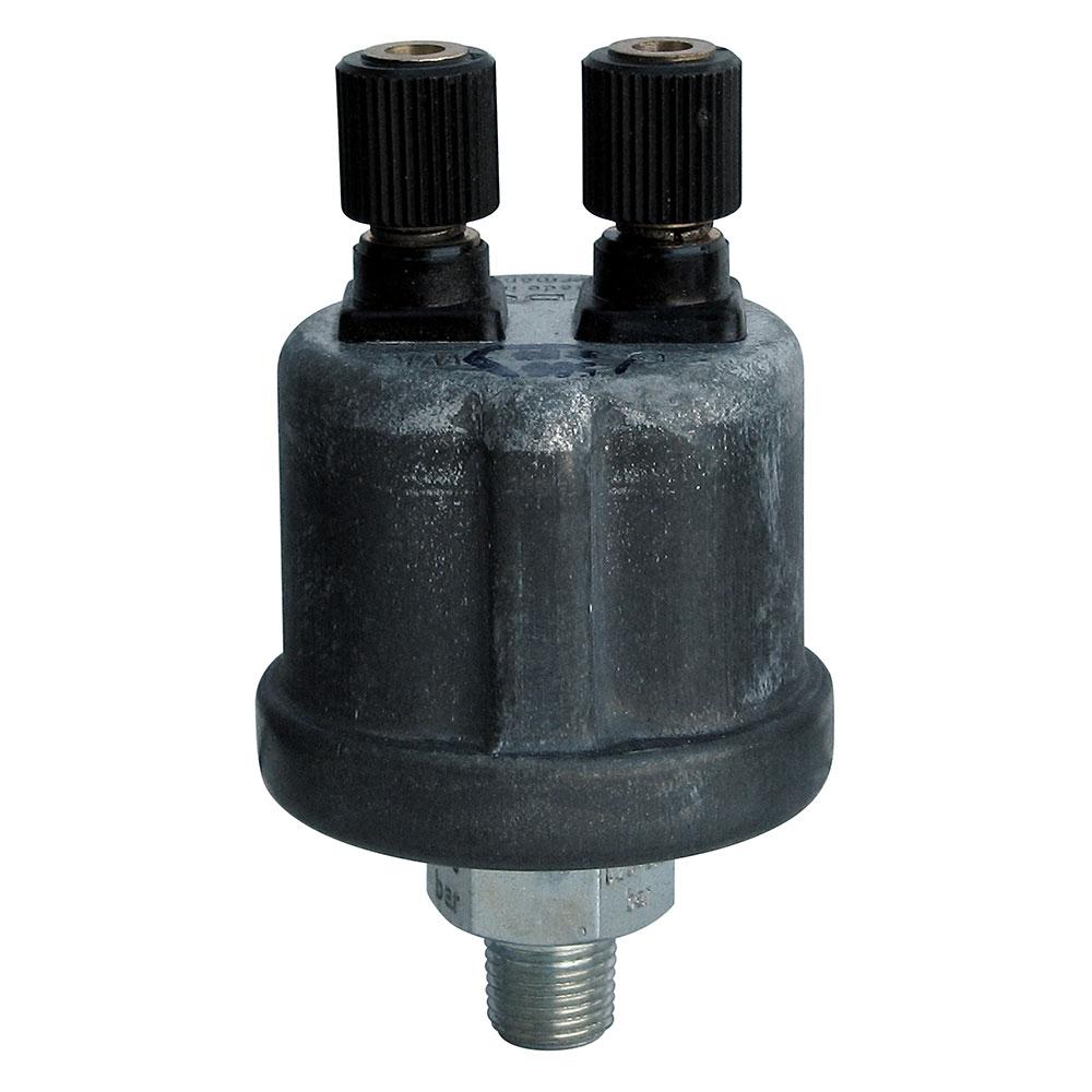 2350 vdo electric oil pressure sender dual pole