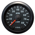 2362 Gauges - 8,000 RPM Mini Tach