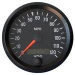 2401 3 1/8'' Replacement Electronic Speedometer