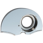 2696 36hp Dog House Fan Shroud (Chrome)