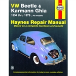 2849 VW Beetle and Karmann Ghia