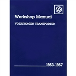 2885 Volkswagen Transporter, Workshop Manual 63-67