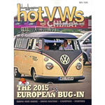 2890 Hot VWs Special Edition - European Bug-In - Spring 2016