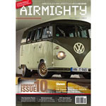 2910 AIRMIGHTY (Issue 10 - Summer 2012) Aircooled VW Lifestyle Megascene