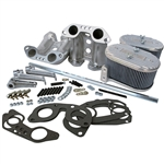 3128 Cross Bar Linkage Kit w/Manifolds & Air Filters (Type-4 & 914) IDF & DRLA