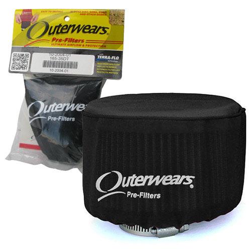 3560 Outerwears - Solex Air Filter - Black