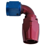 3855 XRP - #10 Double Swivel Hose End - 90 Degree