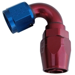 3858 XRP - #10 Double Swivel Hose End - 120 Degree
