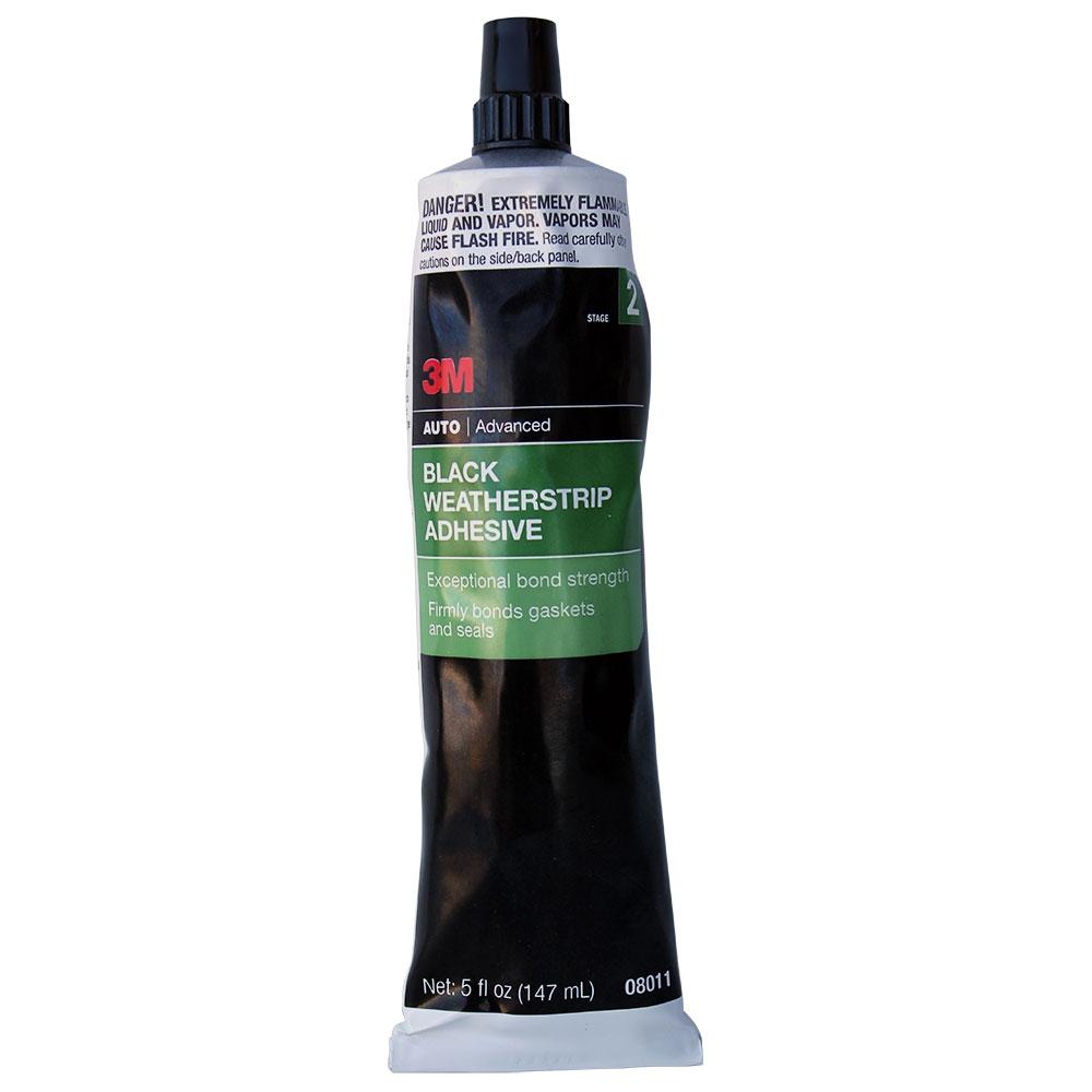 3902 3m Weatherstrip Adhesive Black
