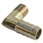 3976 90 degree 1/2'' Hose x 1/4'' - 18 NPT