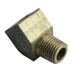 3982 Brass Elbow - 45 degree 1/4'' NPT
