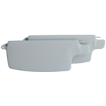 5761 Sunvisors - 68-77 White (pair)