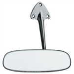 6008 Rear View Mirror for Sedan ('65 to 67)