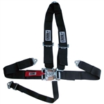 7014 CROW Seat Belt - 5 Way 'V' Harness, Snap-In (one seat)