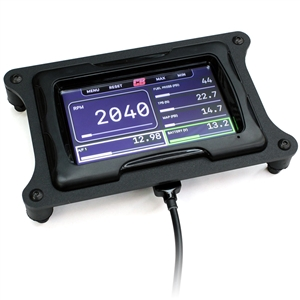 7076 CB's Gen4 Touch Screen Display