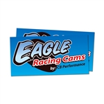 7982 Stickers - Eagle Racing Cams Stickers (2 pack)