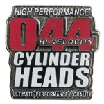 "7994 Lapel Pin - CB Performance 044â""¢ Cylinder Head"