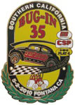 9032 Bug-In 35 Badge