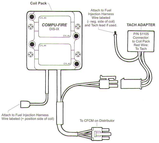 compu fire cb performance ultra competition fuel injection special compu fire ignition wiring diagram at aneh.co
