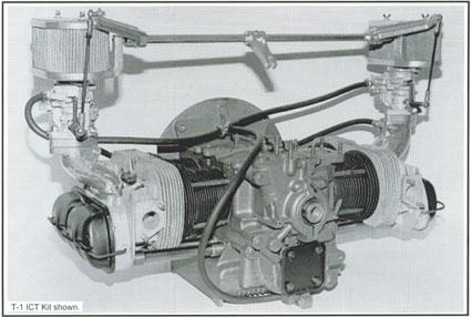 Dual Weber ICT's