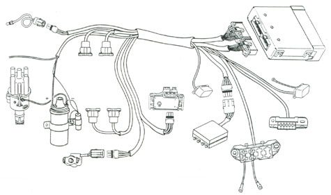 2002 Mitsubishi Montero Fuse Box Diagram also T4305755 Fuse box location 1989 buick lesabre as well 158 moreover Autoelexblog blogspot moreover 1994 Lt1 Fuel Injector Wiring. on fuel injector wiring diagram
