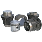 1000 Moresa Cast Piston & Barrel Kit - 1600cc