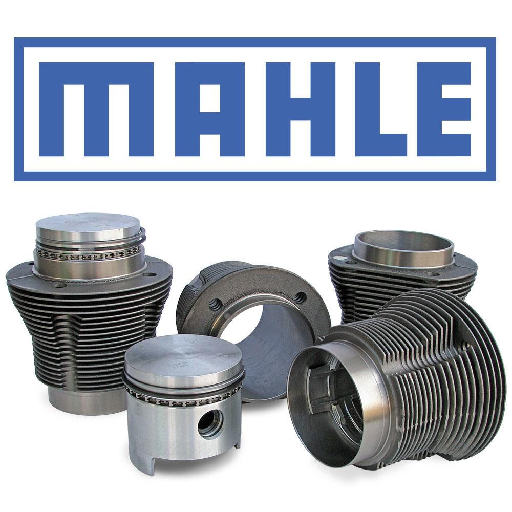 1003 MAHLE Cast Big Bore Piston & Barrel Kit - 87mm (slip-in)