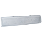 111-937-555D Clear Fuse Box Cover (12 Pole) - OEM