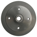 113-501-615J Rear Brake Drum (4 Lug) fits 68-78 Type-1