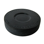 1255 Rubber-Coated Cam Plug