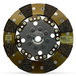 1301 Dual Friction Clutch Disc (200mm)