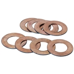 "1456 Comp Eliminator Valve Spring Shims - .060""  (set of 8)"