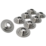 1506 Titanium Valve Spring Retainers (set of 8)