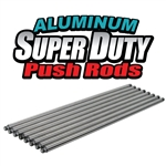 1623 Aluminum Super Duty Push Rods - Stock 13, 15, & 1600 Length (set of 8)