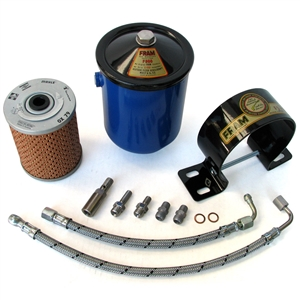 1699 Flat4 Fram Style Oil Filter Kit