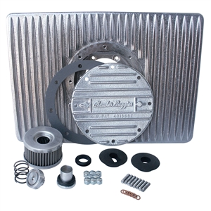 1709 2qt. Wide Glide Oil Sump w/Maxi Lifetime Hi-Flo Filter