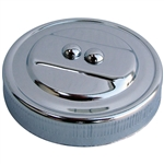 1777 Chrome Plated Oil Cap