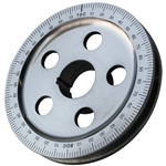 "1916 5 3/4"" Santana Style Power Crankshaft Pulley"