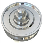 1930 CB Pro Billet Alt/Gen Pulley Kit (Polished)